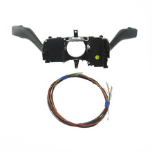 Multi function Steering Turn Signal Cruise Switch Operation Control Handle & Cable For Fabia Rapid  Polo New 6RA 953 513 G