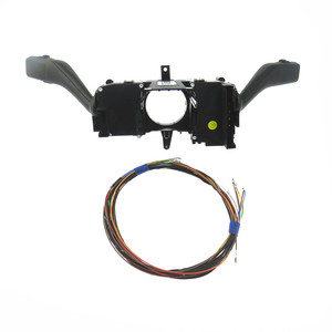 Image 1 - Multi function Steering Turn Signal Cruise Switch Operation Control Handle & Cable For Fabia Rapid  Polo New 6RA 953 513 G