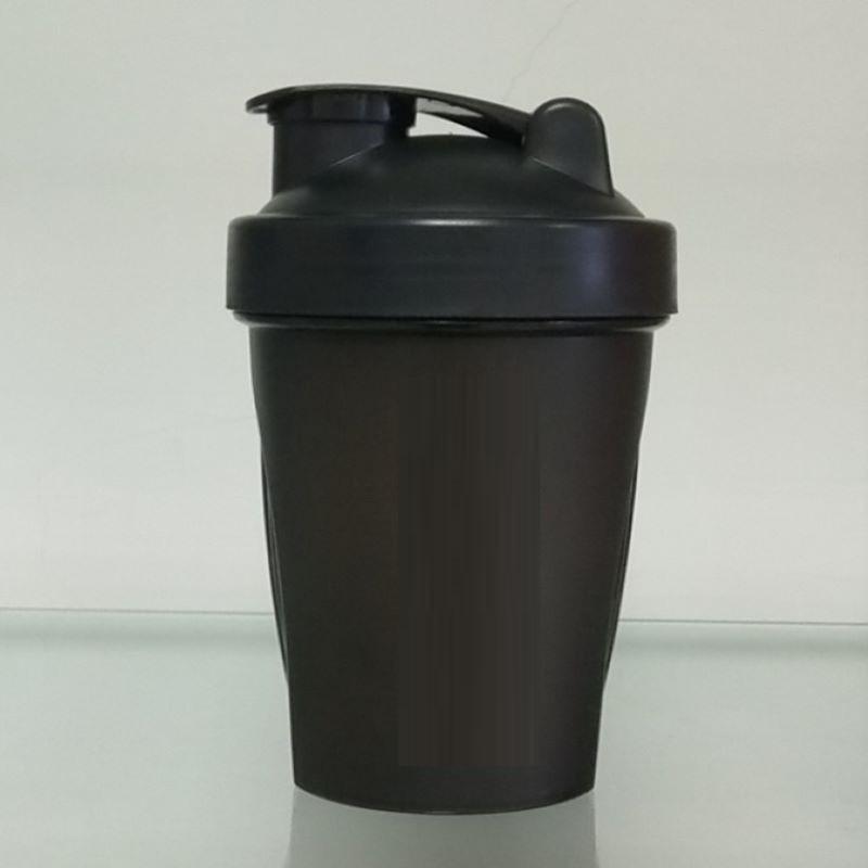 Портативная пластиковая бутылка для напитков, 400 мл