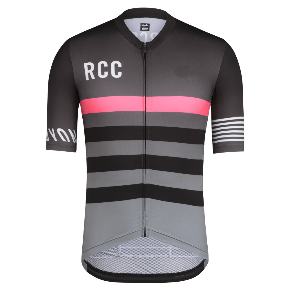 limited edition 2019 RCC pro team aero cycling jersey short sleeve clourburn cycling gear Anti-sweat Quick Dry free shipping