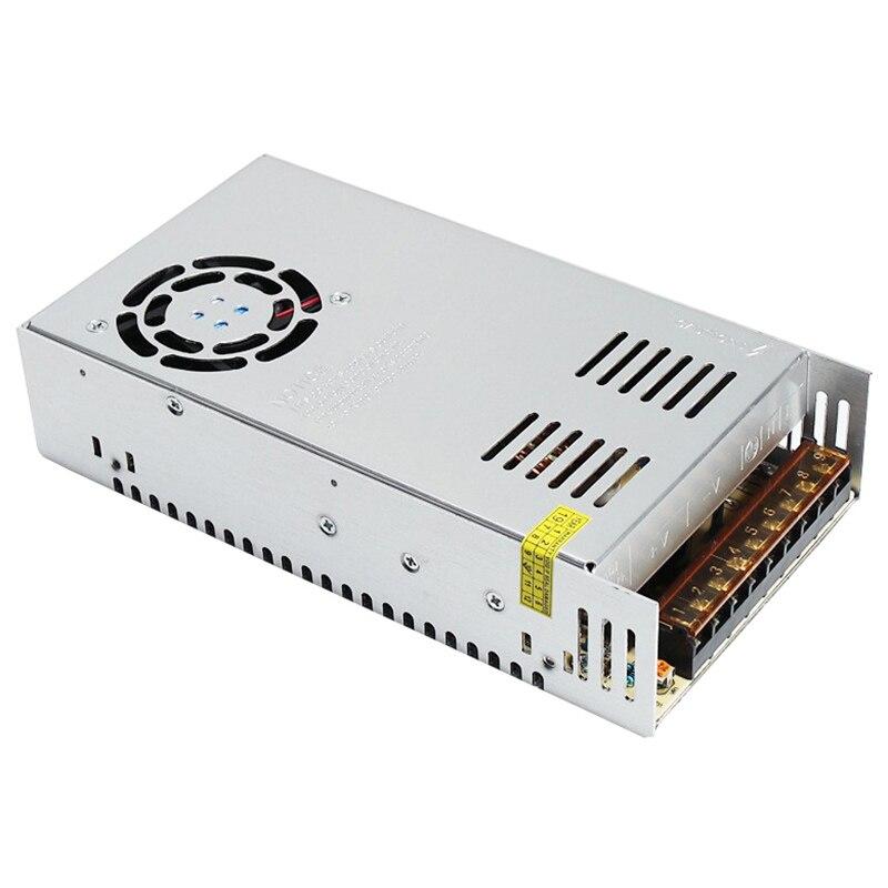 DC12V 30A светодиодного источника питания AC100-120V/200-240V вход переменного тока, 12V 30A 360 Вт Выход для комнатное светодиодное освещение трансформер о...