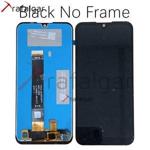 Image 2 - 트라팔가 디스플레이 화웨이 Y5 2019 LCD 디스플레이 명예 8S 터치 스크린 프레임 화웨이 Y5 2019 LCD 디스플레이 AMN LX1 AMN LX9