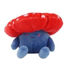 13 см мультфильм Мини Vileplume плюшевые игрушки мягкие куклы животных подарок для детей