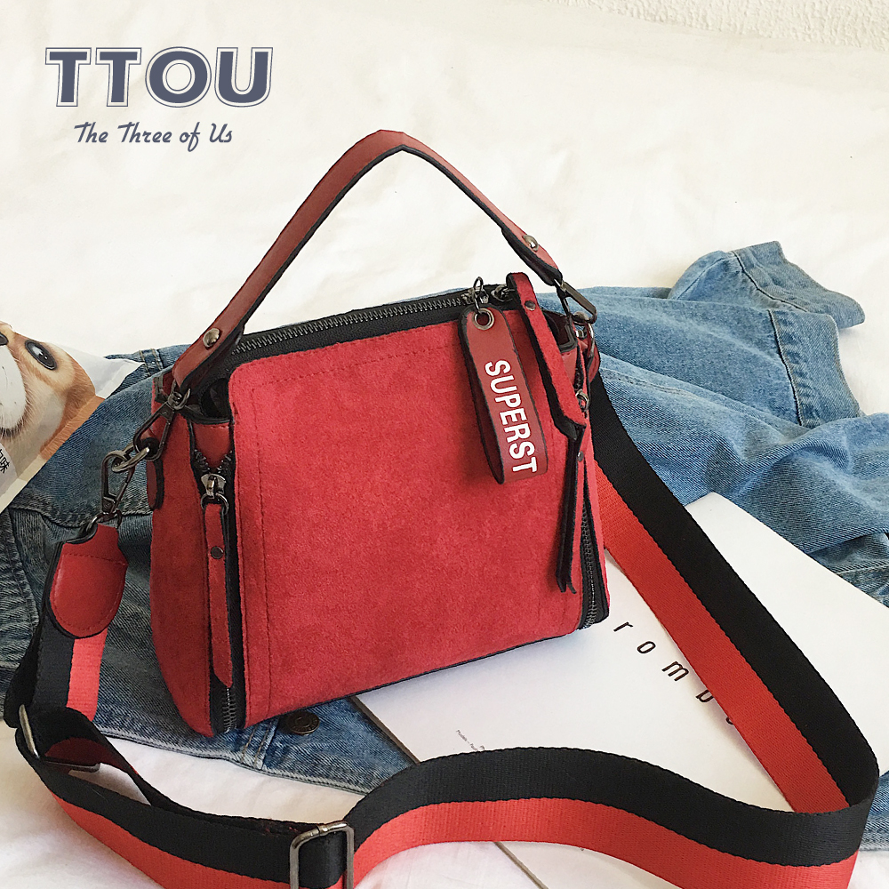 Hot Sale Solid Color Clutch Bags For Women 2020 Scrub Leather Handbag Ladies Office Shoulder Bags Female Travel Crossbody Bags