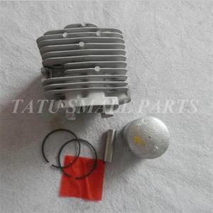 Image 5 - G620 CYLINDER KIT 47.5MM 48MM FOR KOMATSU ZENOAH G620PU G621  62CC CHAINSAW RC ZYLINDER  PISTON RINGS SET PIN CLIPS  ASSEMBLY