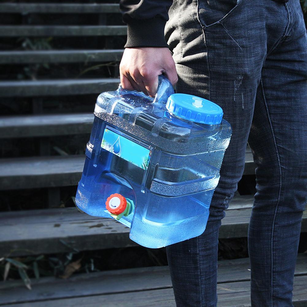 ar livre grande capacidade balde de água