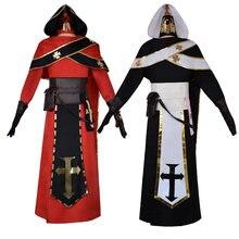 Игра идентичность v cos diviner пророк маскарадные костюмы eli