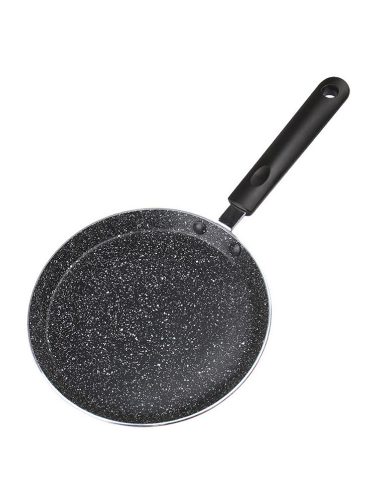 6 Inch/8 Inch Non-stick Frying Pan Aluminum Alloy And Scratch Resistant Pan With Long Handle