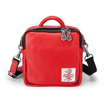 Orabird Brand Fashion Ladies Bag Cowhide Genuine Leather Both Sides Zipper Women's Shoulder Handbags Soft Crossbody Tote Bag