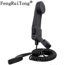 H250 handheld speaker microphone ptt,for Motorola Portable P8668  APX2000 P8268  APX6000 APX7500 DP4601  Walkie Talkie Adapter