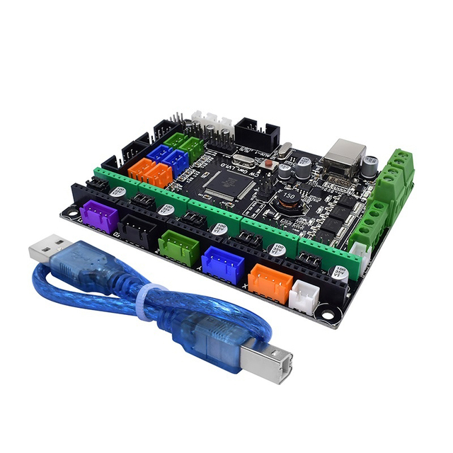 3 Axis 4 Dof Industrial Robotic Arm Controller Motion Control Board Multiple Structures, Wifi Wireless Communication Networking
