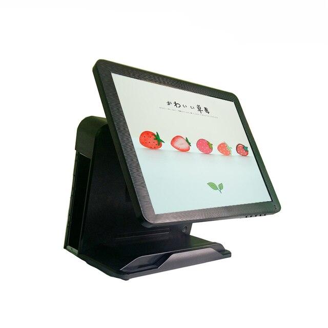 Moniteur PC affichage prix de gros terminal de point de vente, caisse enregistreuse de haute qualité, point de vente commercial et de détail 1