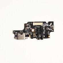 Original New UMIDIGI F1 USB Board Charging Port MIC Type C Plug Earphone Jack Repair Part For UMIDIGI F1 Phone Replacement