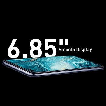 Infinix Zero 8 8GB 128GB Smart Phone New Global Version 6.85'' 90Hz Full Screen 64MP Quad Camera 4500mAh Battery 33W Charger 4