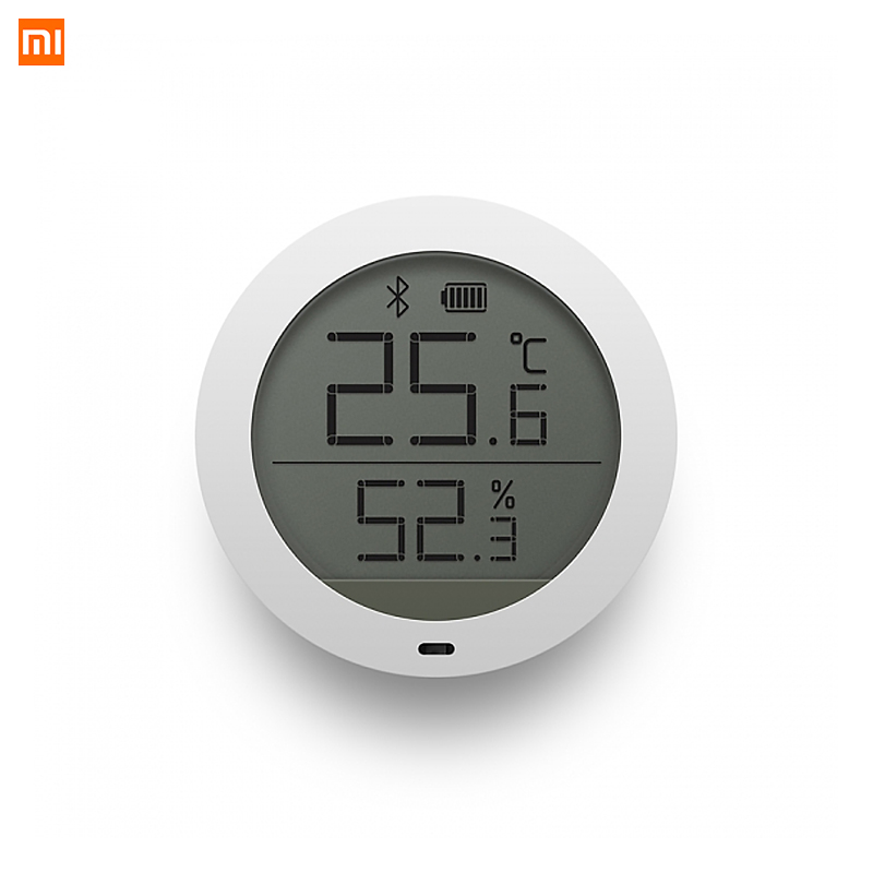 Xiaomi Mijia Bluetooth Temperature Humidity Hygrothermograph High Sensitive LCD Screen Hygrometer Thermometer Moisture Sensor