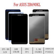 Original For ASUS Zenfone GO ZB690KL LCD Display Touch Screen Digitizer Assembly For Asus ZB690KL Display with Frame ZB690KG LCD