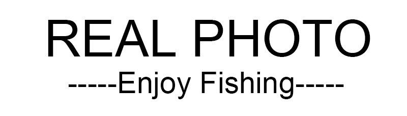 Novo duplo carretel de pesca ao ar