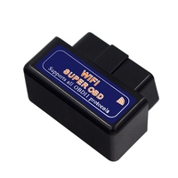 Mini ELM327 Wifi V1.5 PIC 18F 25K80 Super car fault Diagnostic Scanner OBD2 Wi-Fi ELM 327 Code Reader