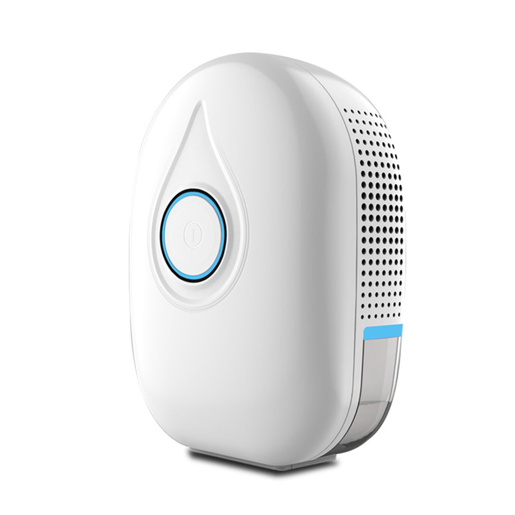 Mini Dehumidifier Moisture Absorber Air Dryer Electric Cooling Dryer Air Purifier For Home Bedroom Kitchen Office