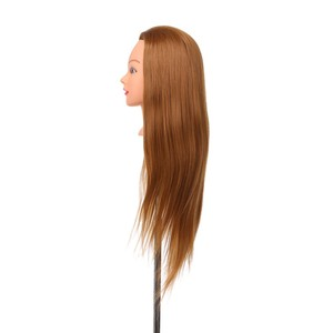 Long Hair Training Head Practi
