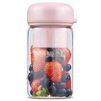 300ML USB Mini Mixer Juicer Portable Fruit Mixer Meat Grinder Juice Machine Multi Function Small Juicer|Juicers| |  -