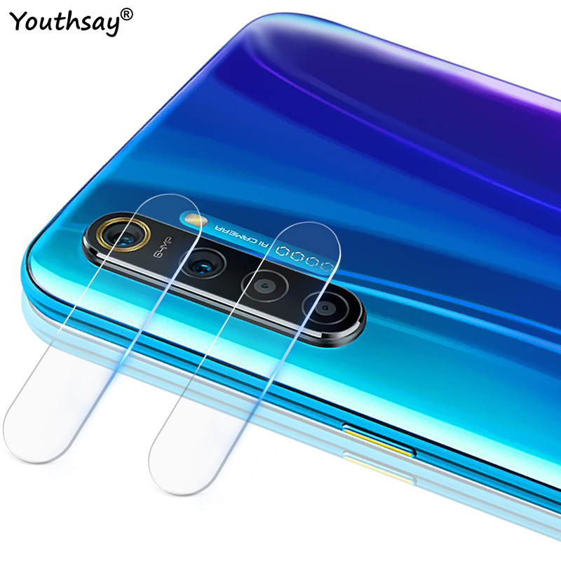 2PCS For OPPO Realme XT Glass Camera Lens Protector Film For Realme XT 5 Pro Tempered Glass For Realme XT Protective Glass
