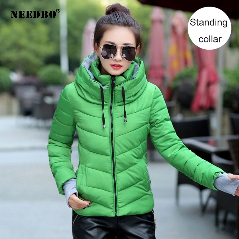 NEEDBO Women   Down   Jacket Brands Plus Size Winter Ultra Light   Down   Jacket Women High Quality Jacket Woman   Coat   Warm Slim Jacket