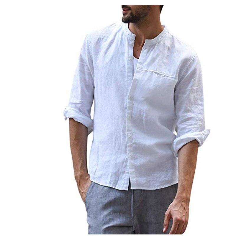Shirts Tops Blouse Shirt Men Casual shirt
