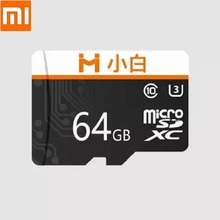 Xiaomi micro cartão sd de alta capacidade, cartão de memória flash 32g 64g 128g câmera de celular computador