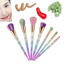 Makeup Brush Makeup Brushes Set Tools Powder Foundation Eye Lip Concealer Brush Kit Pretty Comy mac shiny pretty things lip set