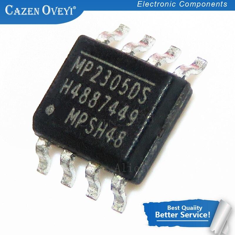 5 шт./лот MP2305DS-LF-Z MP2305DS MP23050S лапками углублением SOP-8 4,75 V-23V, 2A из синхронный понижающий преобразователь в наличии