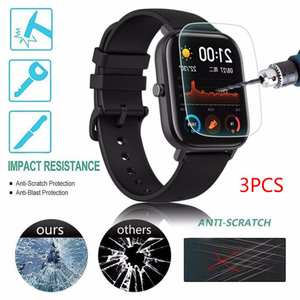 Protective-Film-Guard Screen-Protector-Cover Smartwatch Tempered-Glass Toughened-Display