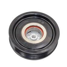 Осеннее магнитное сцепление кондиционера компрессора сцепления для Mercedes-Benz 6PK/110 мм W203 W204 W211 W163 W220 A0012305011