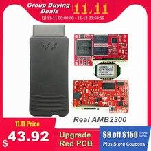 VAS5054A ODIS V5.1.6 Trasporto Keygen Originale AMB2300 Bluetooth OKI Pieno di Chip 5054A Con Buzzer UDS VAS 5054 6154 ODIS 5.1.5