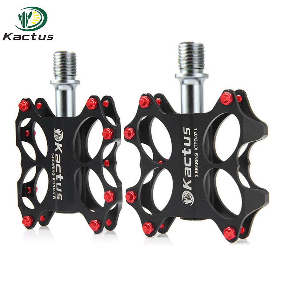 <font><b>KACTUS</b></font> Bicycles <font><b>Pedals</b></font> Mountain/Road <font><b>Bike</b></font> <font><b>Pedals</b></font> Bicycle Components Bicycle Parts image