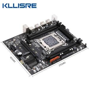 Image 3 - Kllisre X99 motherboard set with Xeon E5 2620 V3 LGA2011 3 CPU 2pcs X 8GB =16GB 2666MHz DDR4 memory