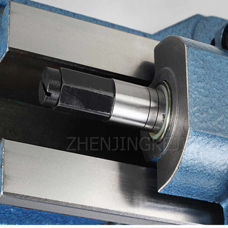 5 дюймов верстак плоский тиски встроенный Вакуум Трансформаторного Масла Пресс е фрезерный станок с ЧПУ сверлильный Пресс для механического инструмента оборудование для переработки