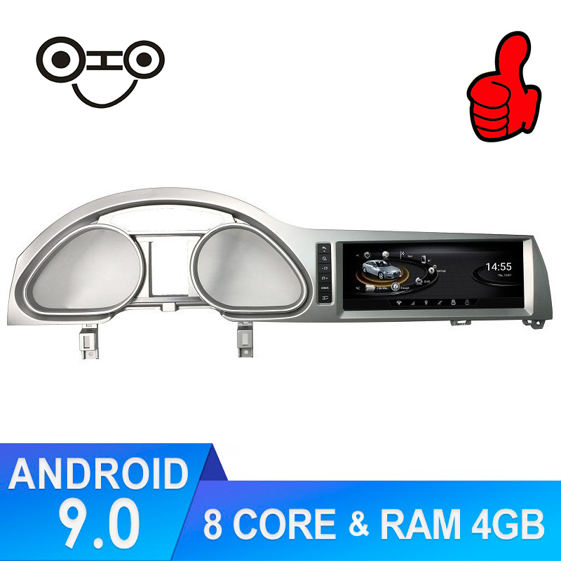 Q7 Android 9.0 4+64G Gps Car Multimedia Player Autoradio For 2005-2012 Audi Q7 A6