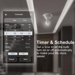 Image 3 - SONOFF SlampherR2 E27 אינטליגנטי Wifi אור מנורת הנורה 433MHz RF/e WeLink APP/קול מרחוק שליטה חכם בית הנורה