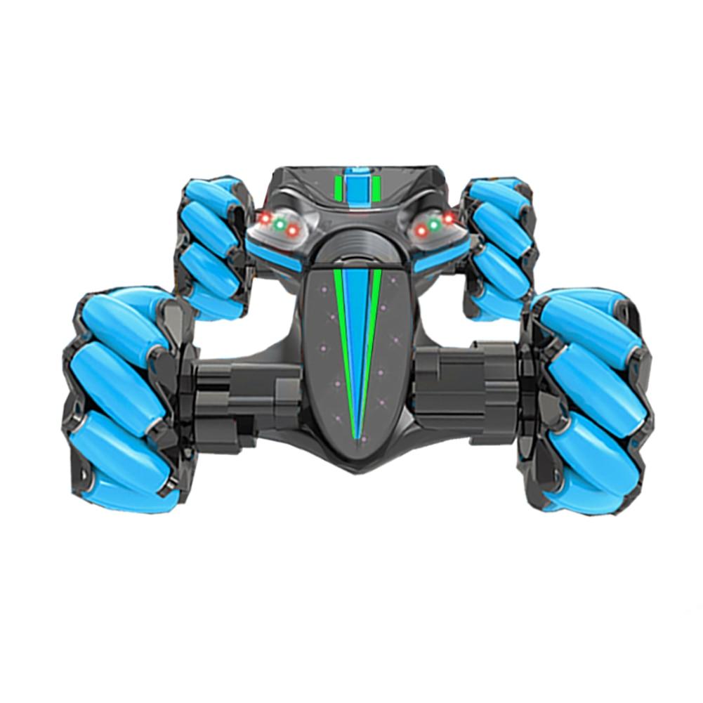 Afstandsbediening Stunt Auto Tool Gebaar Inductie Draaien Off Road Voertuig Licht Muziek Drift Rijden Speelgoed Cadeau voor Kinderen - 2
