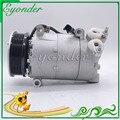 A/C AC компрессор охлаждения системы кондиционирования насос PV6 для Land Rover RANGE ROVER EVOQUE LV 2 2 дизель 2011-2016 1671720 1697034