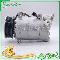 A/C AC compresor de refrigeración de aire acondicionado de la bomba de PV6 para Land Rover RANGE ROVER EVOQUE LV 2 2 Diesel 2011-2016  1671720  1697034