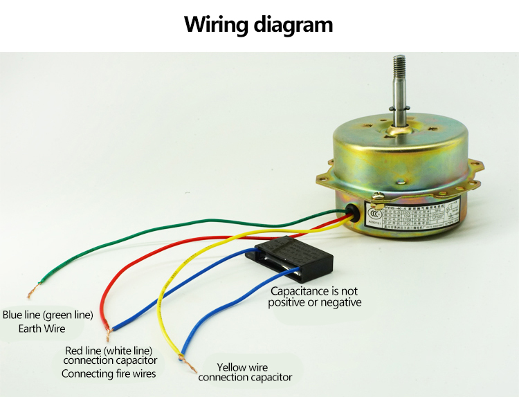extractor fan capacitor wiring diagram  wiring diagram wave