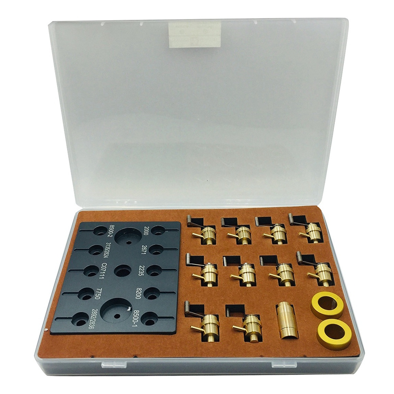Reparatur Werkzeuge Uhr Mainspring Wickler Ersatz Fässer für 3135/2892/2824/7750/2671/2000/ 8500/C07111/2235/8200 Bewegung - 4