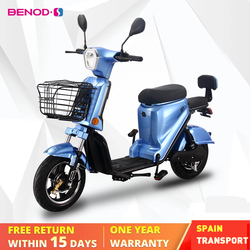 BENOD Electric Motorcycle Fast High-power Energy-saving Electric Motorcycle For Adult Moto Eléctrica Moped EU Trans
