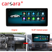 4+64G Android Display for Mercedes Benz GLK X204 280 300 350 2008 to 2012 GPS stereo touch screen head unit multimedia player