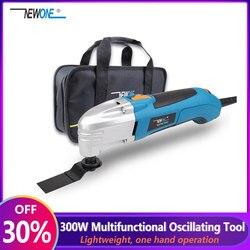 Frete grátis multi-função ferramenta de renovador elétrico aparador ferramenta elétrica, 300w multimaster ferramenta de oscilação, diy em casa
