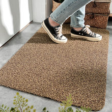 Scrape Door Mats Outdoor Indoor Dirt Trapper Mat Dust Proof Anti Slip Doormat for Entrance Front Door Carpet Floor Mat Entry Rug(China)
