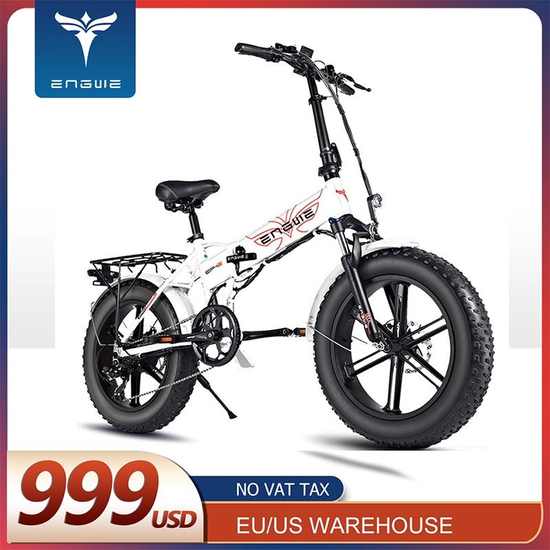 Nessuna-tassa-iva-bici-elettrica-20-4-0-pollici-48V12-8A-bicicletta-elettrica-750W-45-KM Recensione COMPLETA ENGWE EP-2, la Fat bike elettrica