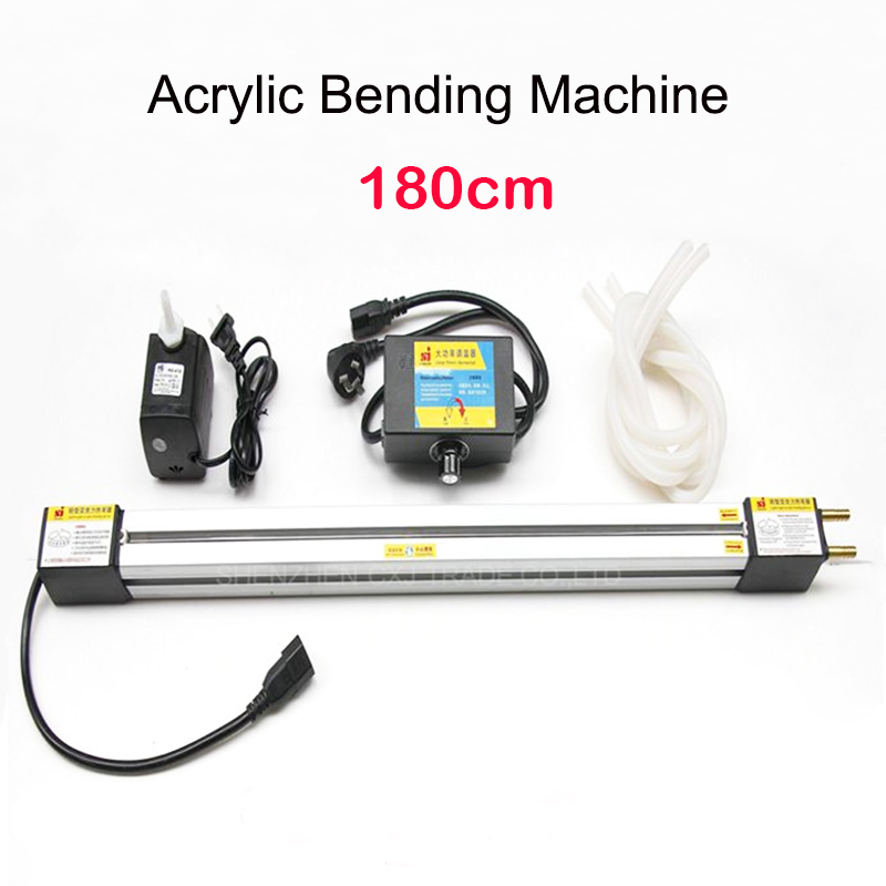 180CM Acrylic Hot bending Machine Plexiglass PVC Plastic Board heat Bender Device for Advertising Signs And Light Box image